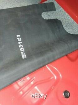 NOS Quality Rubber Trunk Mat 1970 1971 Challenger E Body with 3415640 Stamped