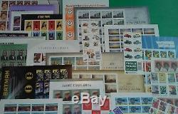 New 500 Assorted Mixed Designs FOREVER US PS Postage STAMPS. Face Value $250.00