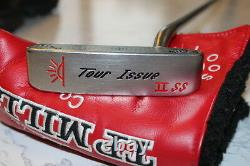 New Tp Mills Tour Issue II Stainless Steel Custom Made Hand Made Stamped Putter