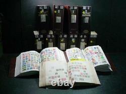 NobleSpirit (9155A) Incredible WW 13 Vol A-Z Album Collection MASSIVE CV w China