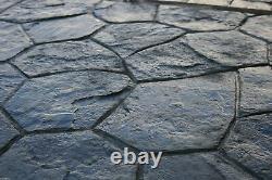 Original Random Stone Single Concrete Stamp by Walttools (Floppy, Flex)