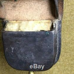 POUCH, Cap Civil War also used IWP Cavalry with maker with Ord accept stamp