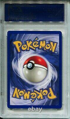 PSA 10 E3 Red Cheeks SHADOWLESS PIKACHU GM MINT Gold Stamp Base Set 1999 Pokemon