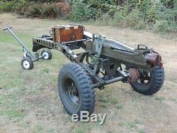 Pack 75 Antique Howitzer, Rock Island Arsenal, Stamped 1942