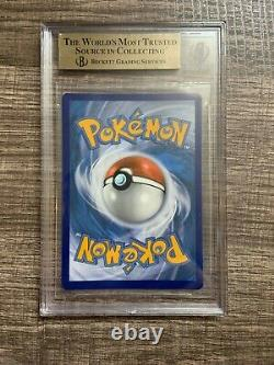Pokemon Pikachu 25th Anniversary Stamped Holo Foil Promo Card BGS 9.5 (PSA 10)