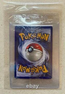 Pokemon Pikachu E3 Stamp Promo Red Cheeks Shadowless Sealed Trading Card