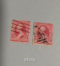 Rare USA American Stamps