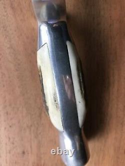 Ruana Rudy Ruana Bowie Knife Model 29a M Stamp 1980 With Original Sheath Unused