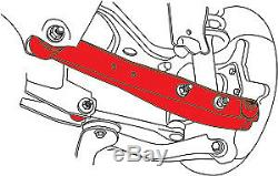 SPC Adjustable Rear Lower Control Arms Kit 08-18 FR-S & BRZ Subaru WRX STI 67660