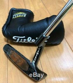 Scotty Cameron NEWPORT TWO Tel3 Sole stamp Putter Titleist Golf Japan 35 F/S NEW