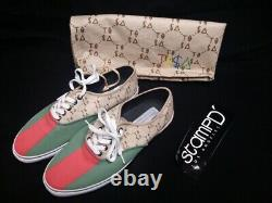 Stamp'd LA x TI$A gucci shoe Tisa Taz Arnold Size 9.5 U. S