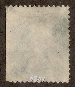 US #72 (1861) 90c Used XF+ EFO Guide Line LR Corner 1/200 Extremely Rare