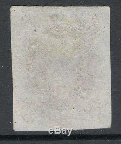 US Scott #1b VF Used Orange Brown First US Stamp