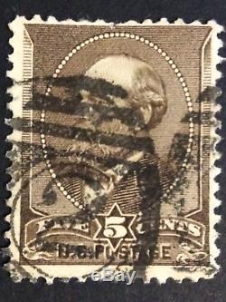 US Stamp 1882 Scott 205C