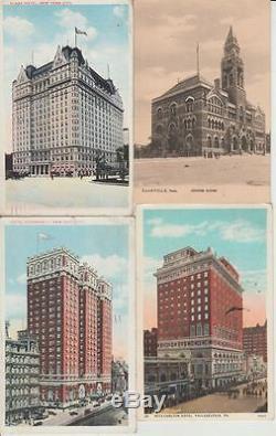 USA NORTH AMERICA 2,500 Vintage Postcards Mostly pre-1960