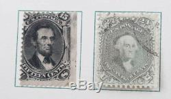 USA alte Sammlung, Klassik, Kolumbus Serie, hier die 2 Dollar mit Attest