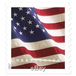 USPS Forever Stamps, 10 Coils of 100 (1000 Stamps) Free Shipping! Cheap Stamps