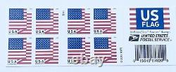 USPS Forever Stamps 100 Book Of 20 Totaling 2000 count Forever Stamps