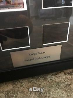 United States Federal Duck Stamp Collection 1934-2018 RW1-RW85 Framed Print