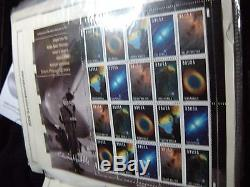United States Stamp Collection in 5 Mystic Heirloom Albums and 1 UN album