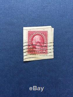 Us 2 Cents Georgi Washington Stamp Rare