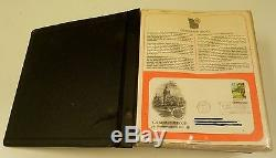 Us First Day And Special Covers, 1988-1989 Postal Commemorative Society