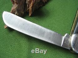 VTG BUCK USA Yachtsman Rope Rigging Knife 315 (stamped on back tang) 1972 1986