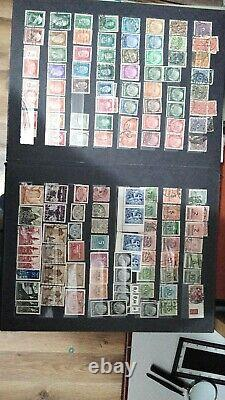 Very Rare 1900s George Washington 2 Cent Red Stamp
