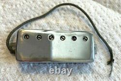 Vintage Gibson Mini Humbucker 70's Les Paul Deluxe stamped on patent#