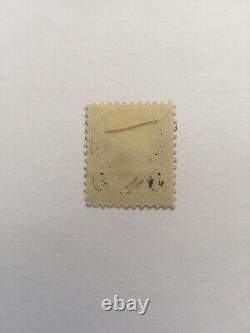 Vintage US 1 Cent Benjamin Franklin Stamp Rare